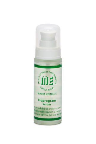 Marja Entrich bioprogram