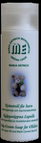 Marja Enctrich mykgjørende barneolje