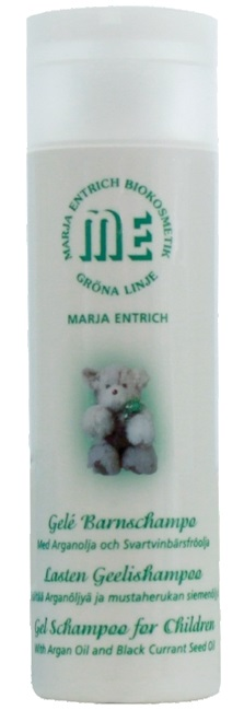 Marja Entrich barnesjampo
