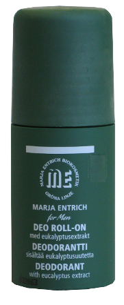 Marja Entrich deo roll-on for herrer