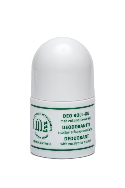 Marja Entrich økologisk deodorant for damer, roll-on