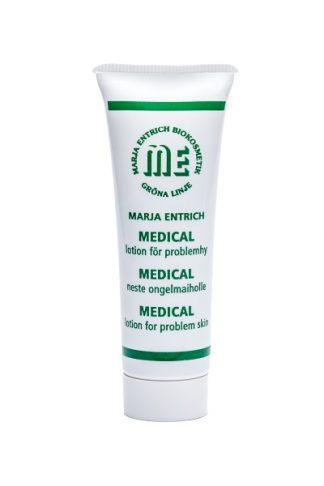 Marja Entrich medical