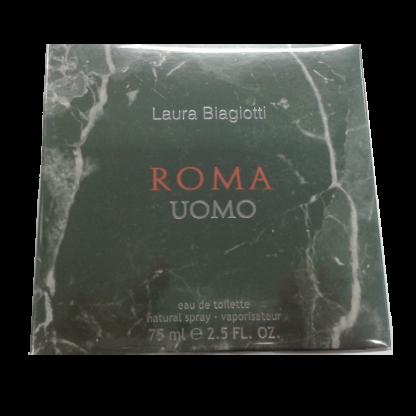 Laura Biagiotti Roma Uomo edt for men, 75 ml