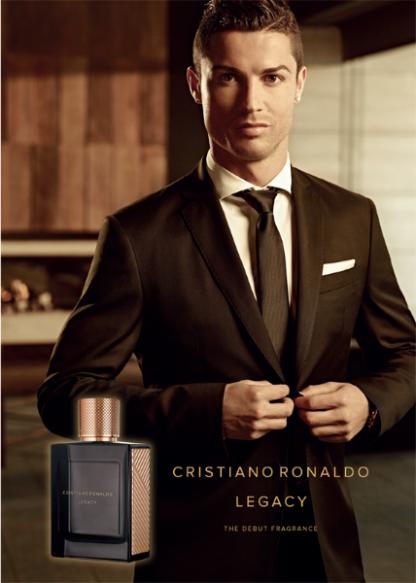 Cristiano Ronaldo Legacy Eau de Toilette 50 ml