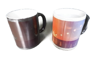 Magic Mug - Northern Light Products - Midnight sun motive