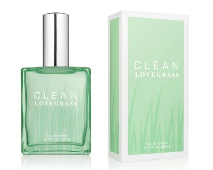 Clean Lovegrass Eau de Parfum