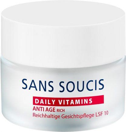 Sans Soucis daily vitamins anti age rich day care SPF 10 50ml-0