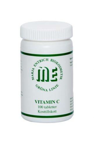 Marja Entrich Vitamin C 100 tabletter-0