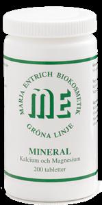 Marja Entrich mineral kosttilskudd 200tabletter-0